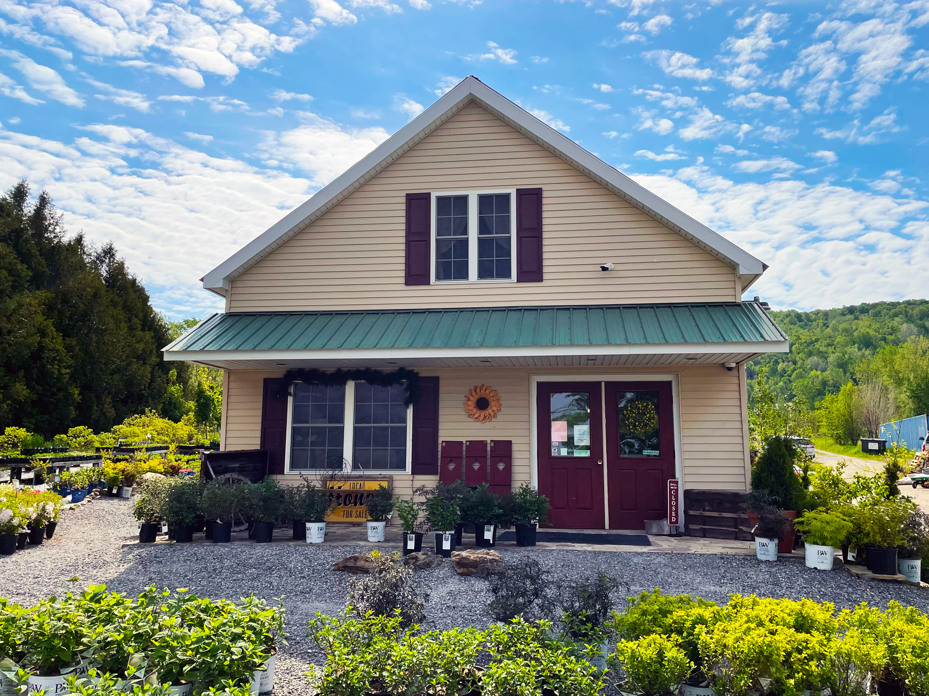 Breezy Acres Primitive Barn in St. Albans, Vermont
